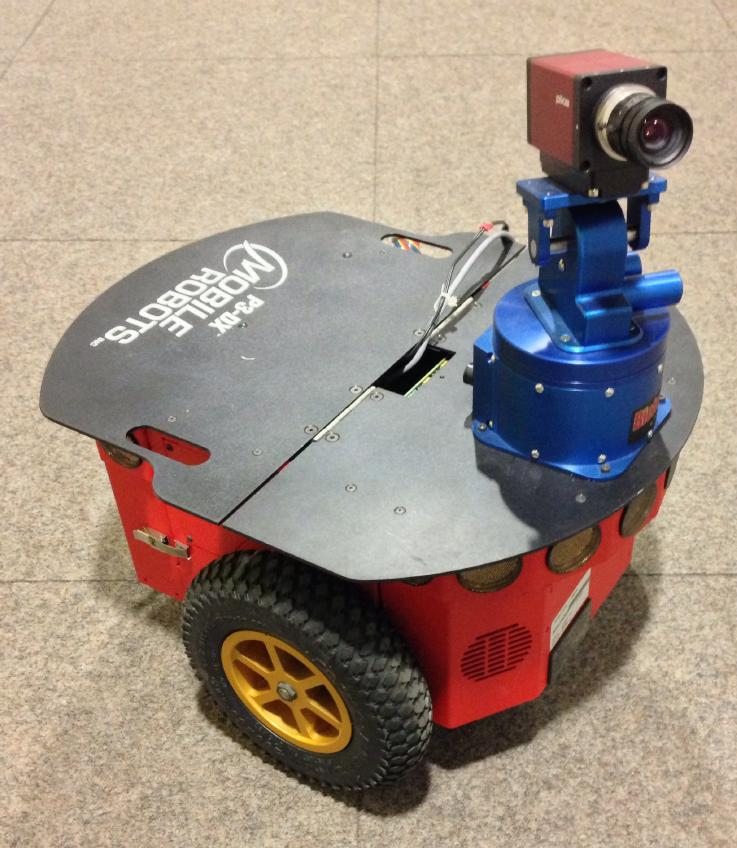 Pioneer mobile robot
